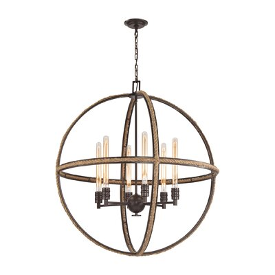 Saniya 6-Light Globe Pendant