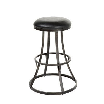 Joyce 30 Swivel Steel Bar Stool