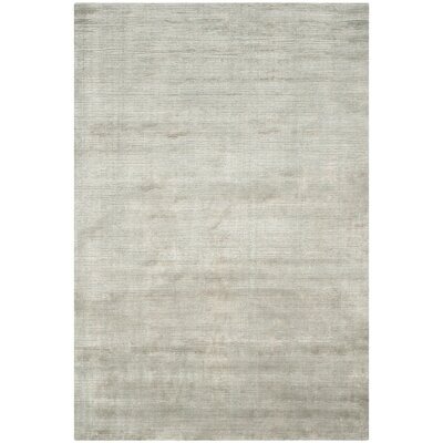 Irvona Gray Area Rug Rug Size: Rectangle 9 x 12