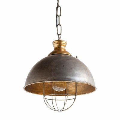 Olathe 1-Light Bowl Pendant