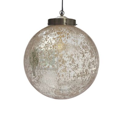 Fairy 1-Light Globe Pendant
