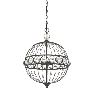 Jinelle 4-Light Globe Pendant