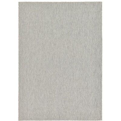 Jacklyn Light Gray Indoor/Outdoor Area Rug Rug Size: 8 x 114