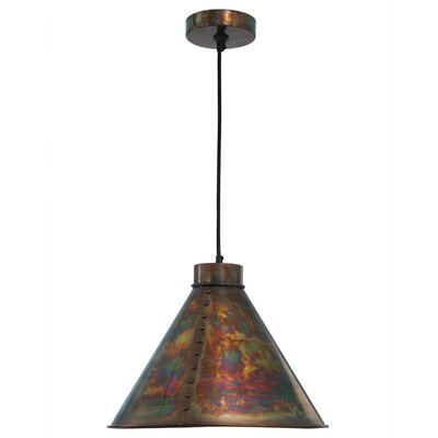 Castilly 1-Light Mini Pendant
