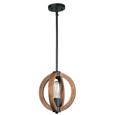 Orly 1-Light Foyer Pendant