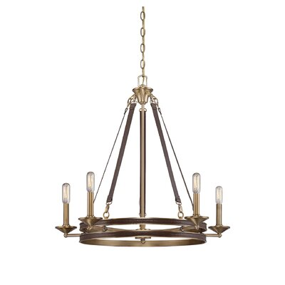 Clarice 5-Light Candle-Style Chandelier