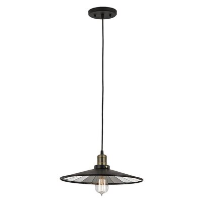 Carson 1-Light Mini Pendant