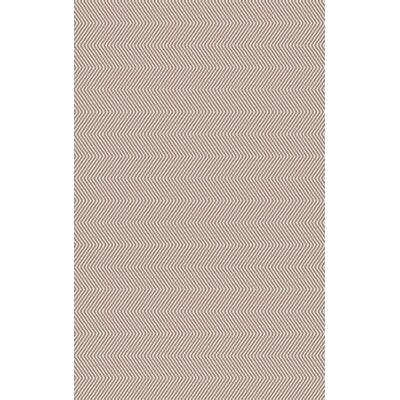 Onaway Tan/Slate Area Rug Rug Size: 5 x 76