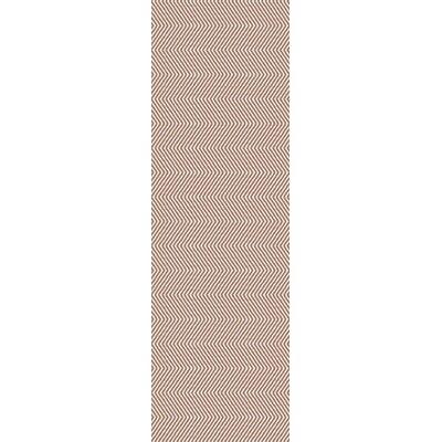 Onaway Rust Area Rug Rug Size: Runner 26 x 8