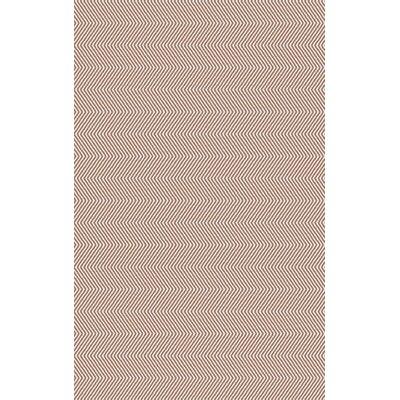 Onaway Rust Area Rug Rug Size: 5 x 76