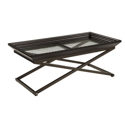 Deanna Coffee Table with Tray Top