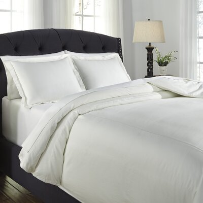 Ginger 3 Piece Duvet Cover Set Size: Queen