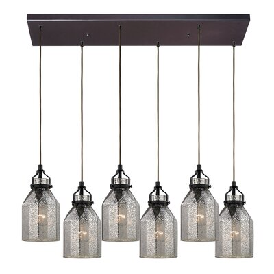 Orofino 6-Light Kitchen Island Pendant