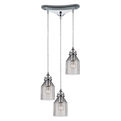 Orofino 3-Light Pendant