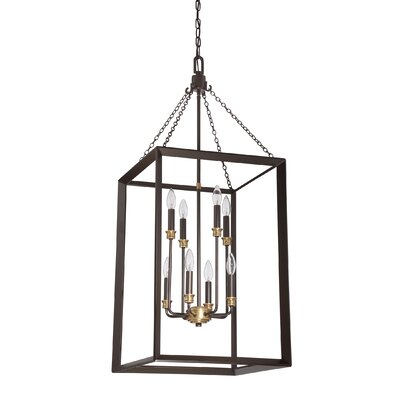 Ethyl 8-Light Foyer Pendant