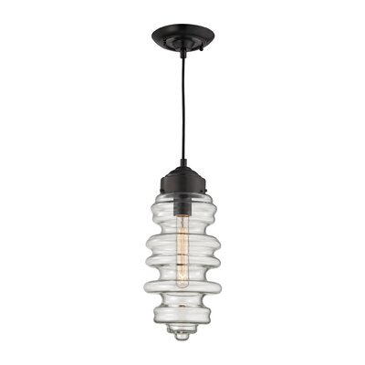 Cera 1-Light Mini Pendant
