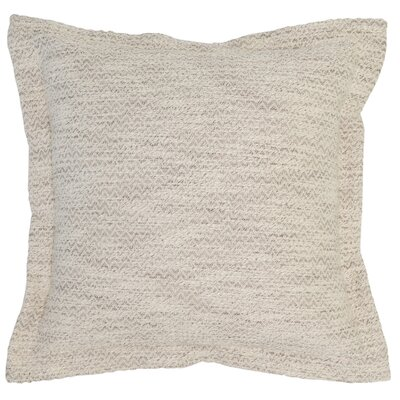 Cassis Cotton Throw Pillow