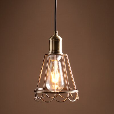Boutin 1-Light Foyer Pendant