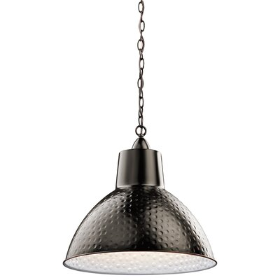 Loris 1-Light Pendant Finish: Bronze