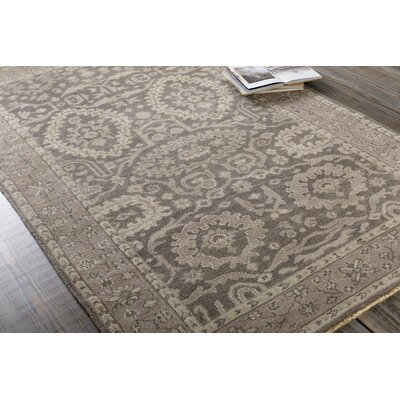 Karlee Beige Area Rug Rug Size: Rectangle 56 x 86