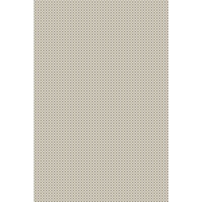 Laflin Hand-Woven Light Gray Area Rug Rug size: Rectangle 6 x 9