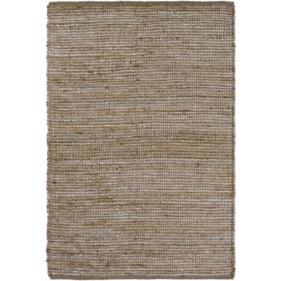 Langhorne Hand-Woven Navy Blue/Khaki Area Rug Rug Size: Rectangle 5 x 76