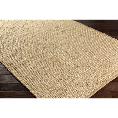 Langhorne Hand-Woven Neutral Area Rug Rug Size: Rectangle 5 x 76