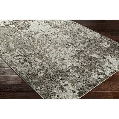 Lansford Beige Area Rug Rug Size: Rectangle 53 x 76