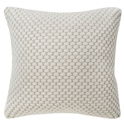 Deauville Knit Throw Pillow Size: 20 x 20