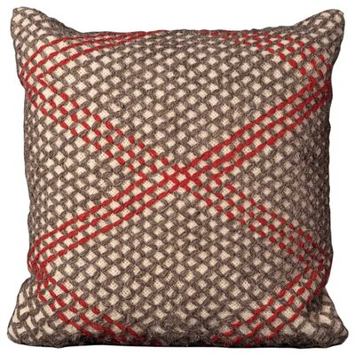 Allen Wool Throw Pillow