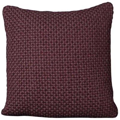 Declo Wool Throw Pillow