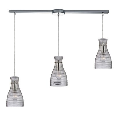 Cathina 3-Light Kitchen Island Pendant
