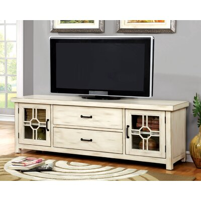 Dolbeau 62-72 TV Stand Width of TV Stand: 24 H x 62 W x 18 D