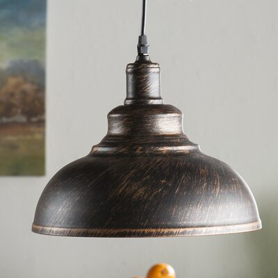 Estella 1-Light Inverted pendant