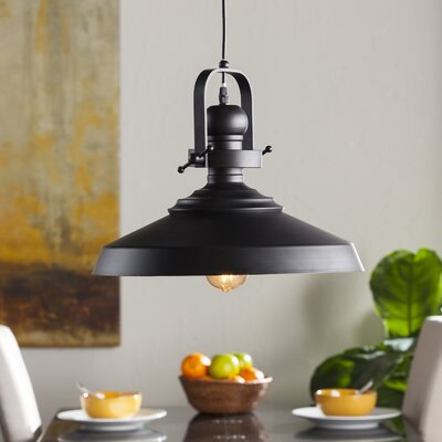 Estelle 1-Light Cone Pendant