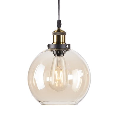 Etienne 1-Light Mini Pendant