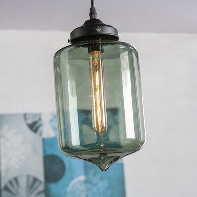 Ru 1-Light Mini Pendant