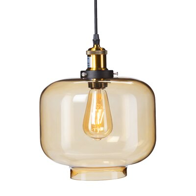 Clayborne 1-Light Mini Pendant