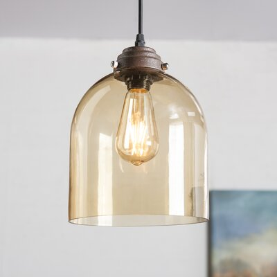 Edgilyn 1-Light Mini Pendant