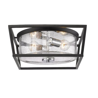 Boswell 2-Light Flush Mount