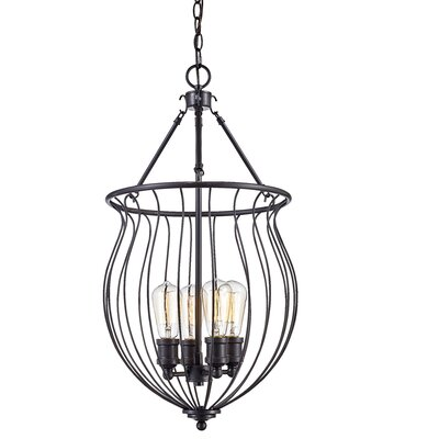 Sage 4-Light Foyer Pendant