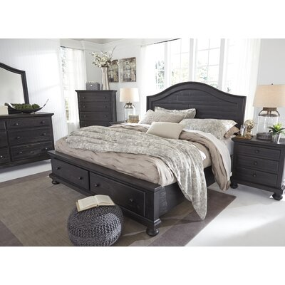 Thornsberry Traditional Panel Configurable Bedroom Set