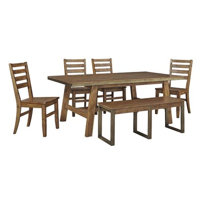 Desjardins 4 Piece Dining Set