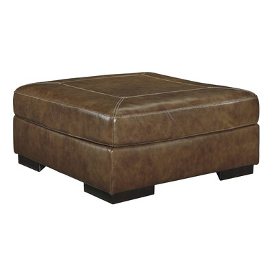 Dorval Oversized Accent Ottoman