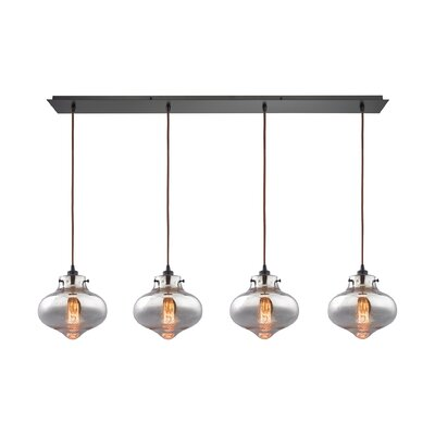 Betsy 4-Light Kitchen Island Pendant