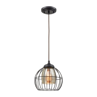 Dublin 1-Light Mini Pendant