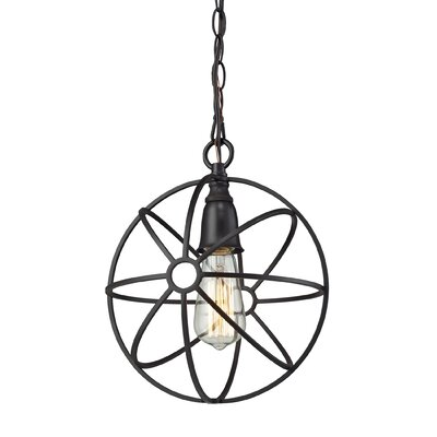 Dublin 1-Light Globe Pendant