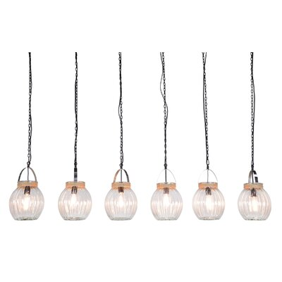 Celestin 6-Light Kitchen Island Pendant