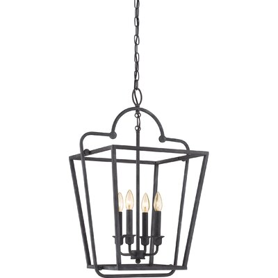 Celina 4-Light Foyer Pendant
