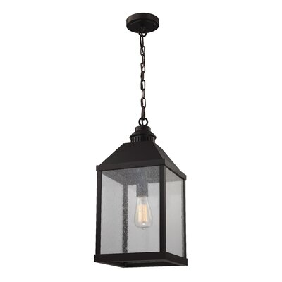 Decory 1-Light Foyer Pendant